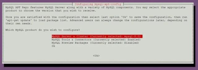 Install MySQL 5.7 on Ubuntu 18.04 - MySQL Repository