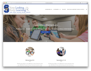 Innovations Website