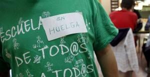 huelga estudiantes