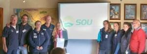 Figure 1: Some of the signatories of the SouSA Consortium Memorandum of Understanding in South Africa