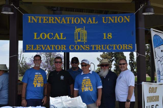 L18 Local 18 charity golf tournament.