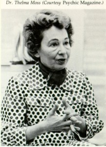 Dr. Thelma Moss