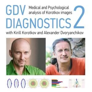 Medical and Psychological analysis ofKorotkov images with Kirill Korotkov and Alexander Dvoryanchikov GDV/EPI Diagnostics 2