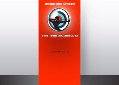 Bogenschützen · Display Banner