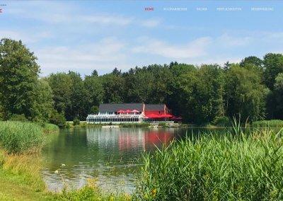 Website für Seelounge Augsburg