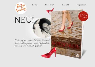 Website für Autorin Ulrike Winkler: www.frauenimsinn.de
