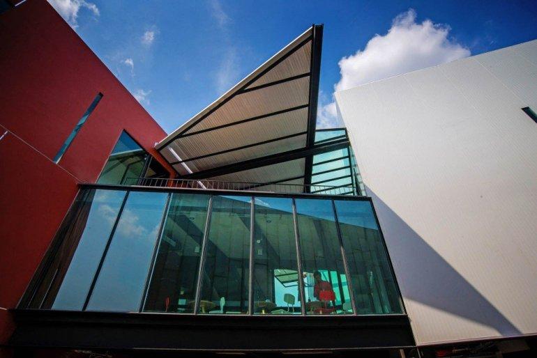 5 ออฟฟิศไทย ไอเดียออกแบบสุดครีเอทีฟแห่งปี 2014 35 - Architecture