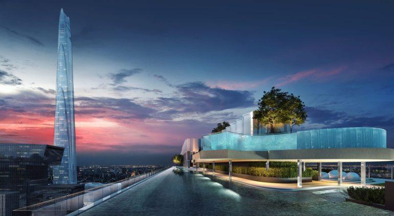 สำรวจทำเล New CBD แยกพระราม 9 พร้อมคอนโด Life ASOKE-RAMA9 ส่วนกลางเหนือชั้น Rooftop Facility ขนาด 1.5 ไร่ ใกล้ MRT 300 เมตร 25 - AP (Thailand) - เอพี (ไทยแลนด์)