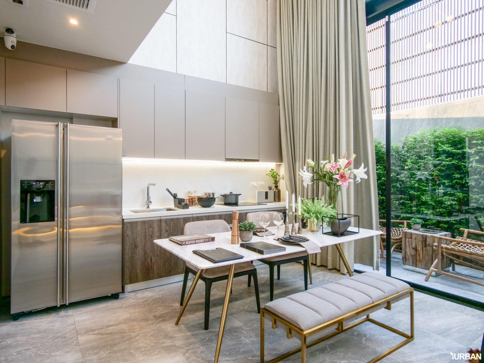 AIRES RAMA9 รีวิว Luxury Townhome 3.5 ชั้น + Rooftop ออกแบบสวย ย่านพระราม9 (ใกล้ รพ.สมิติเวช) 27 - AIRES