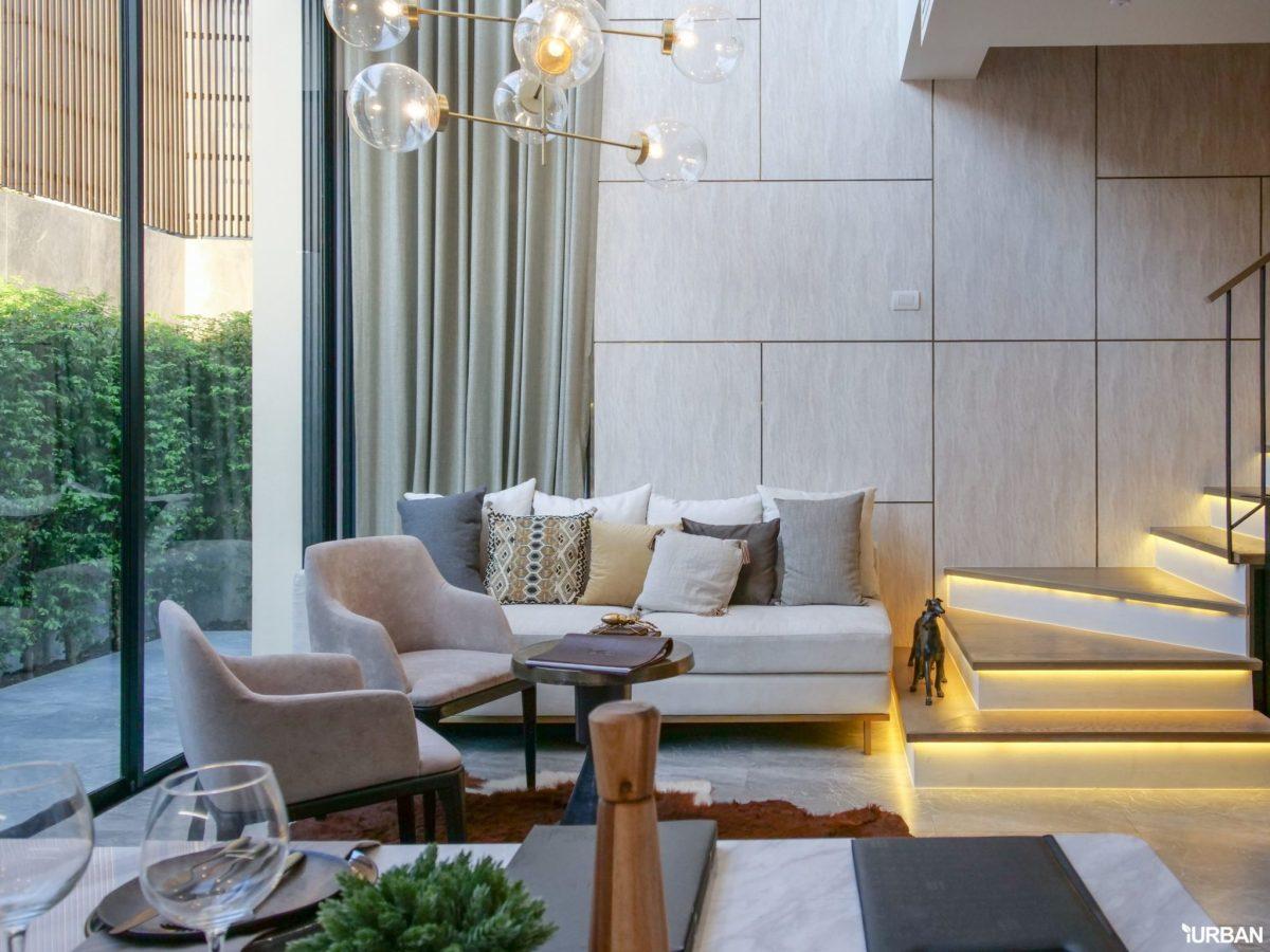 AIRES RAMA9 รีวิว Luxury Townhome 3.5 ชั้น + Rooftop ออกแบบสวย ย่านพระราม9 (ใกล้ รพ.สมิติเวช) 25 - AIRES