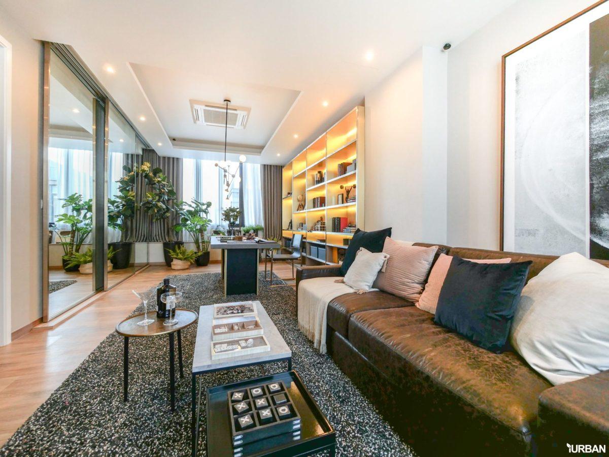 AIRES RAMA9 รีวิว Luxury Townhome 3.5 ชั้น + Rooftop ออกแบบสวย ย่านพระราม9 (ใกล้ รพ.สมิติเวช) 70 - AIRES