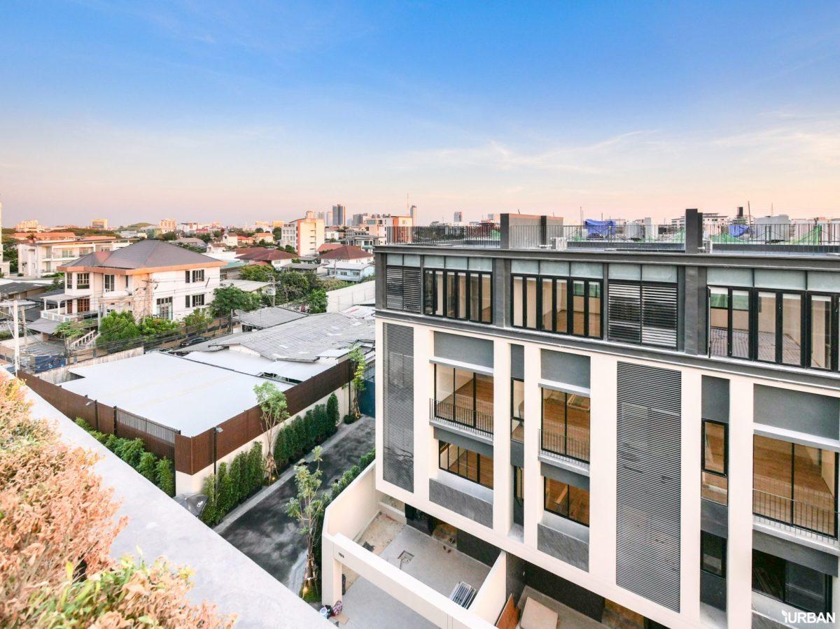 AIRES RAMA9 รีวิว Luxury Townhome 3.5 ชั้น + Rooftop ออกแบบสวย ย่านพระราม9 (ใกล้ รพ.สมิติเวช) 90 - AIRES