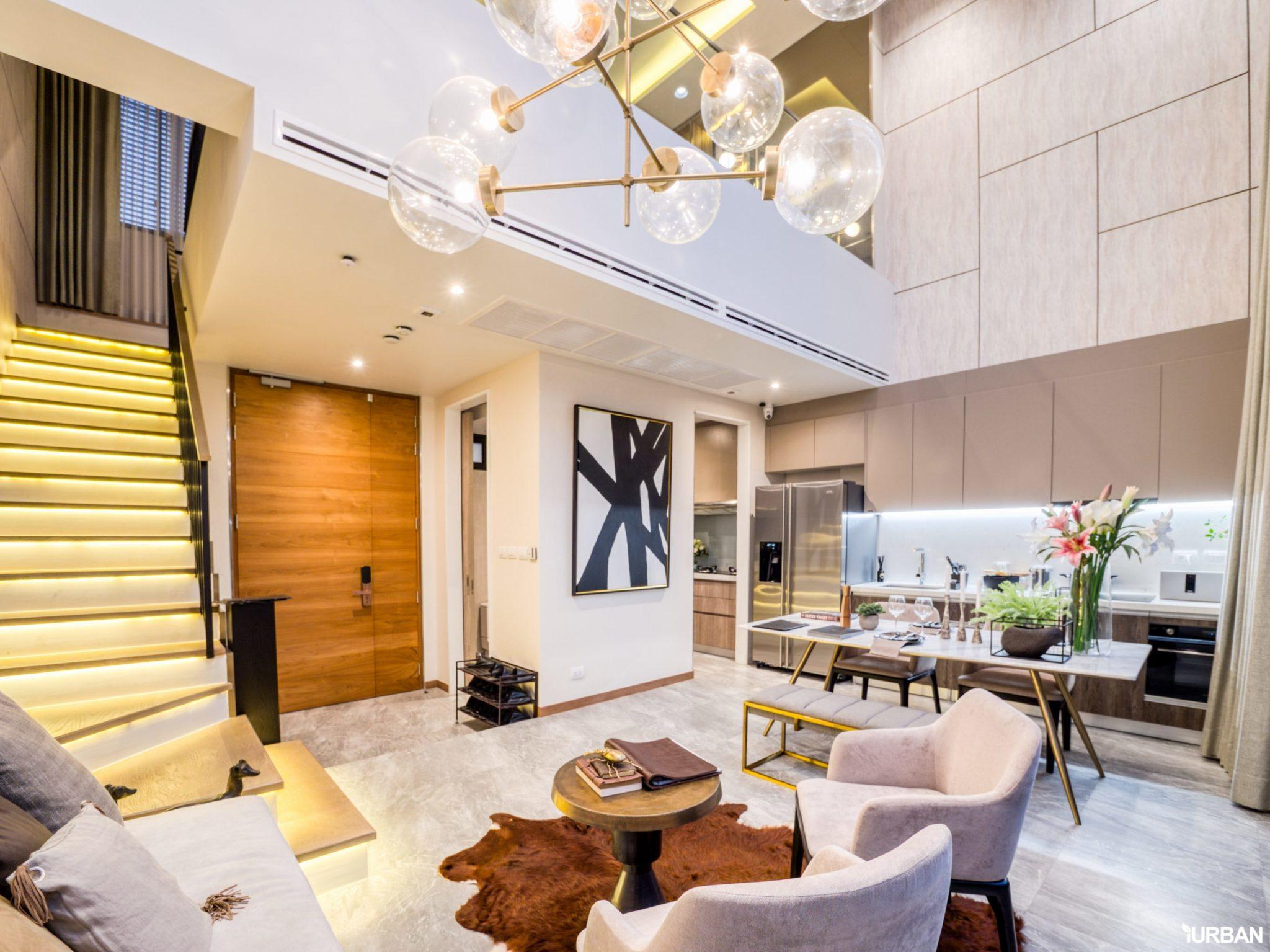 AIRES RAMA9 รีวิว Luxury Townhome 3.5 ชั้น + Rooftop ออกแบบสวย ย่านพระราม9 (ใกล้ รพ.สมิติเวช) 29 - AIRES