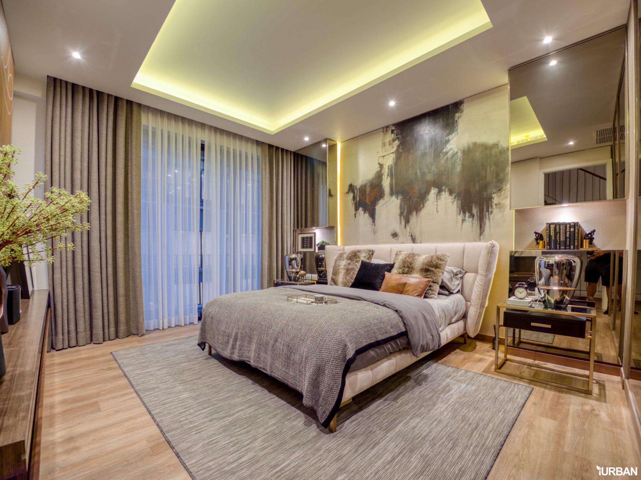 AIRES RAMA9 รีวิว Luxury Townhome 3.5 ชั้น + Rooftop ออกแบบสวย ย่านพระราม9 (ใกล้ รพ.สมิติเวช) 49 - AIRES
