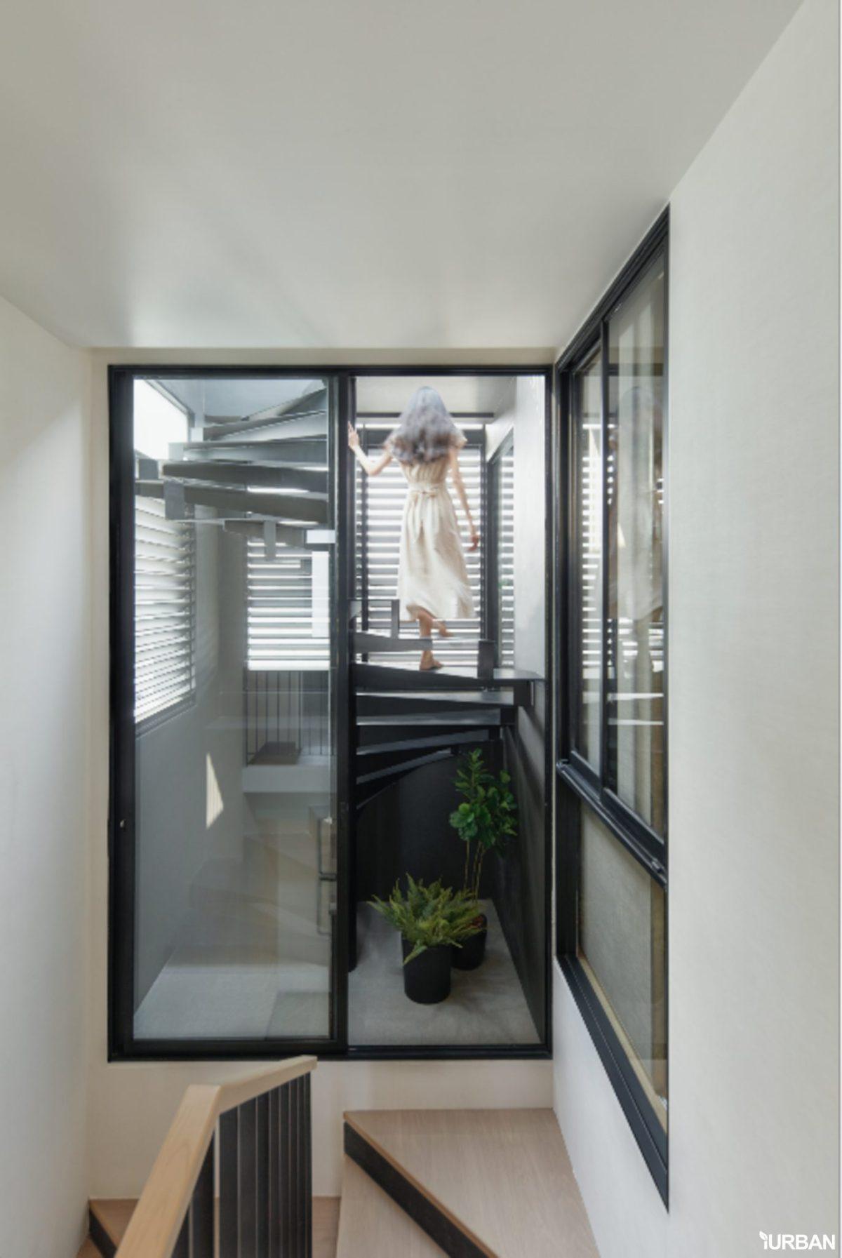 AIRES RAMA9 รีวิว Luxury Townhome 3.5 ชั้น + Rooftop ออกแบบสวย ย่านพระราม9 (ใกล้ รพ.สมิติเวช) 81 - AIRES
