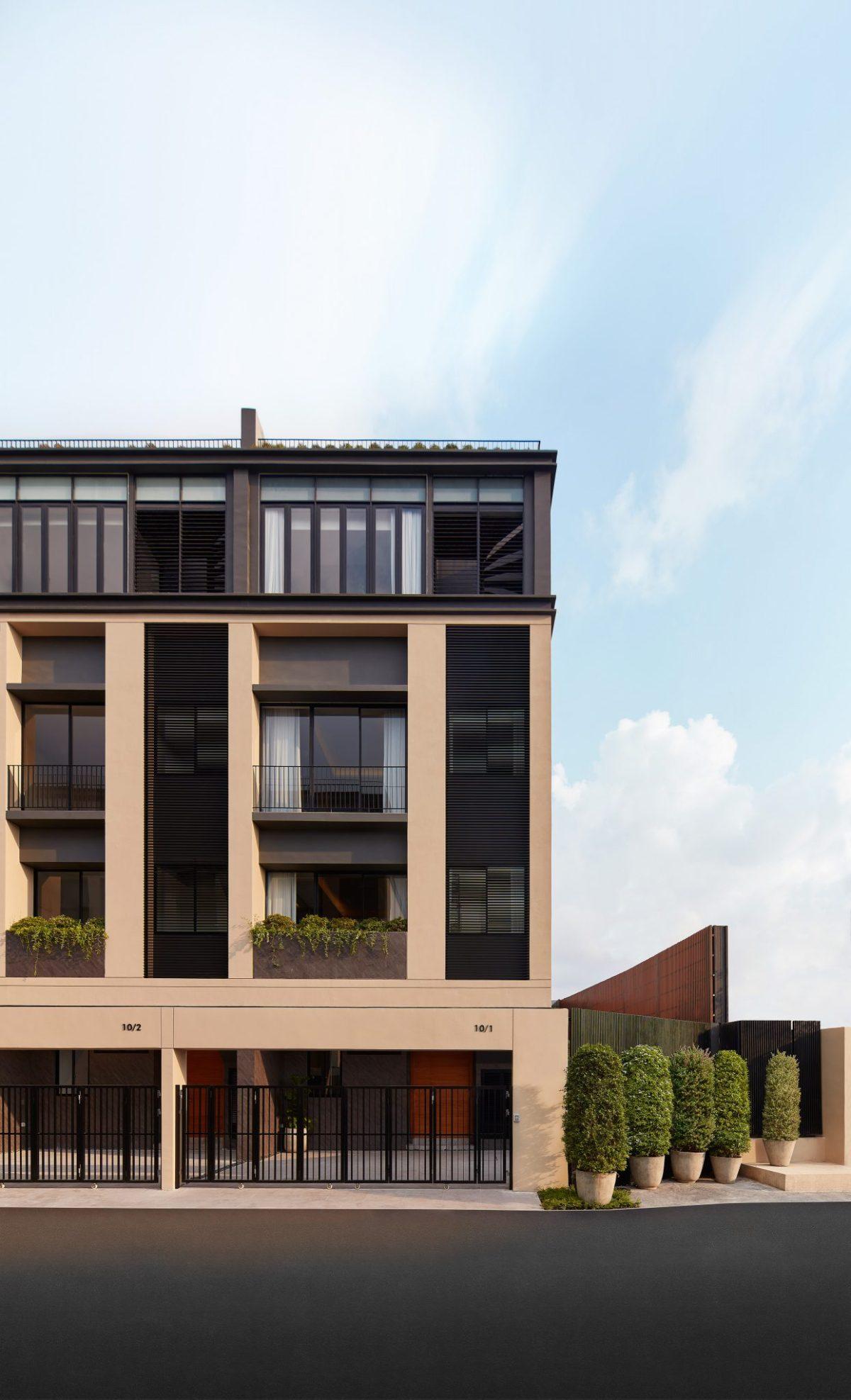 AIRES RAMA9 รีวิว Luxury Townhome 3.5 ชั้น + Rooftop ออกแบบสวย ย่านพระราม9 (ใกล้ รพ.สมิติเวช) 17 - AIRES