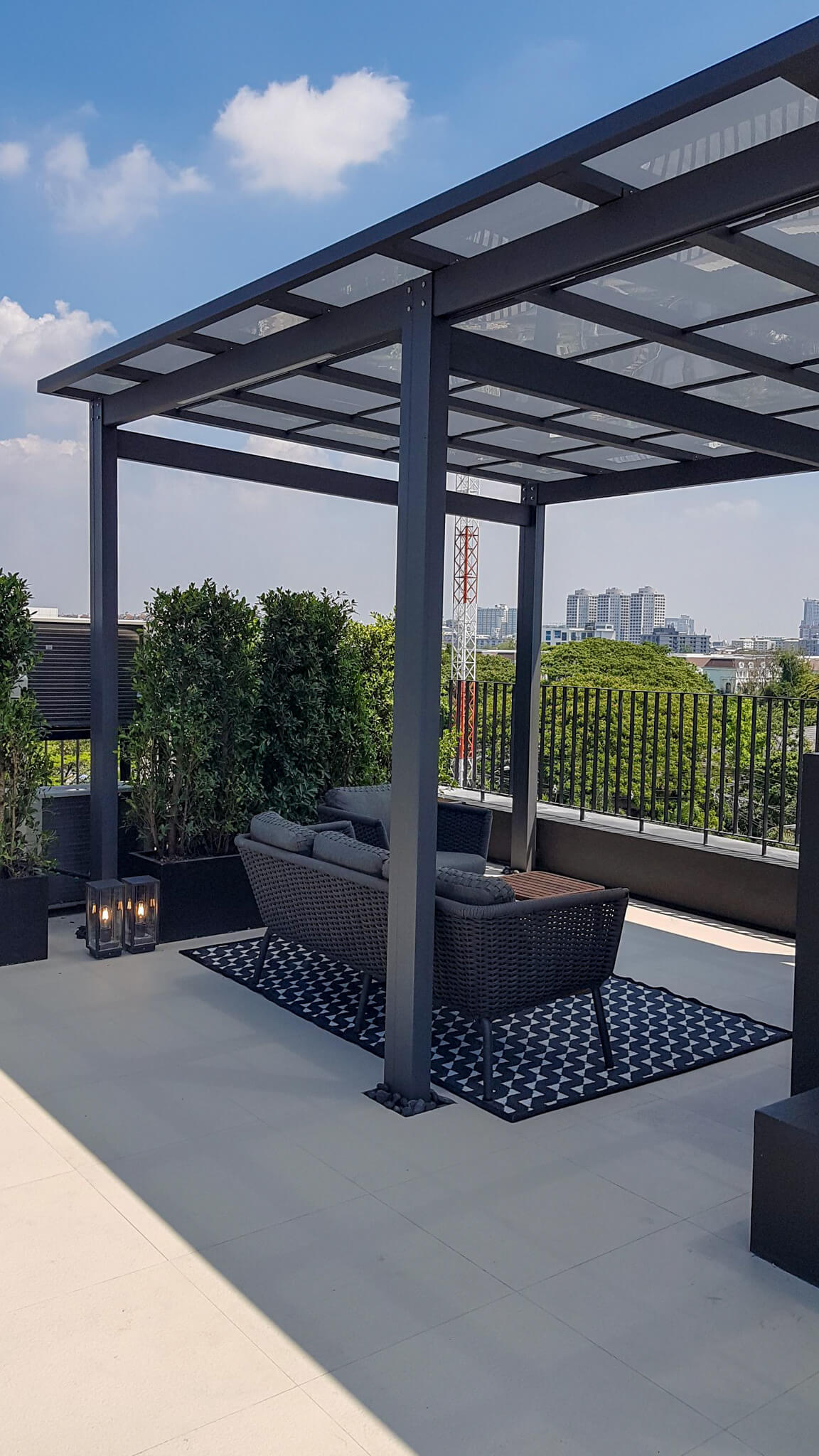 AIRES RAMA9 รีวิว Luxury Townhome 3.5 ชั้น + Rooftop ออกแบบสวย ย่านพระราม9 (ใกล้ รพ.สมิติเวช) 85 - AIRES