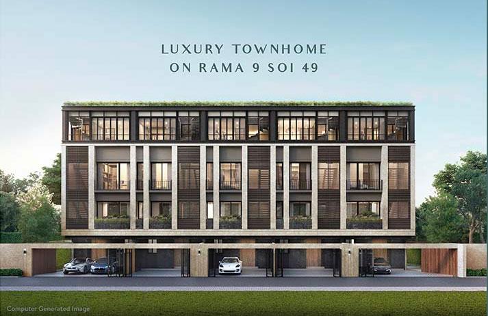 AIRES RAMA9 รีวิว Luxury Townhome 3.5 ชั้น + Rooftop ออกแบบสวย ย่านพระราม9 (ใกล้ รพ.สมิติเวช) 91 - AIRES