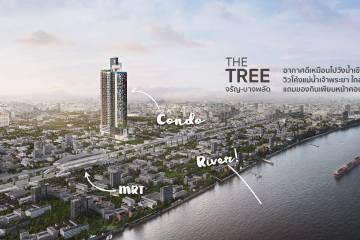 The Tree จรัญ-บางพลัด คอนโดมีระบบอากาศดี ติดรถไฟฟ้าแต่ได้วิวสวยโค้งแม่น้ำเจ้าพระยา 22 - Sansiri (แสนสิริ)