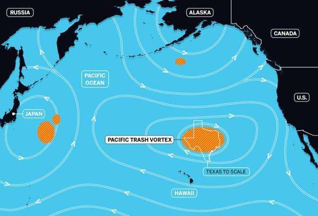4044 4 11 nw0315 plastisphere illo 650x442 ทำความสะอาดครั้งใหญ่ที่สุดของโลก ล้างมหาสมุทร โดยฝีมือเด็กอายุ 19 ปีกับ Ocean Cleanup Project