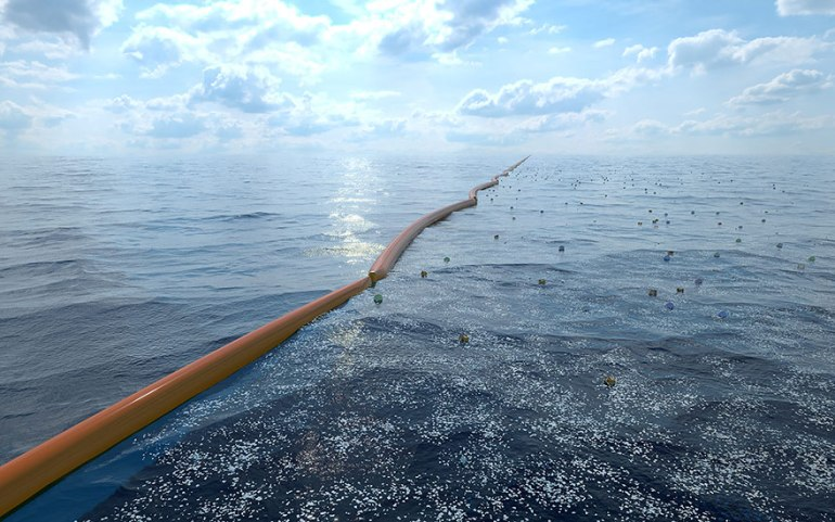 ด้วยโครงการนี้ จะสามารถกำจัดขยะกว่า 42% บนแพขยะกลางมหาสุมทรแปซิฟิกได้ในเวลา 10 ปี ซึ่งเป็นขยะน้ำหนักกว่า 70,320,000 กิโลกรัม