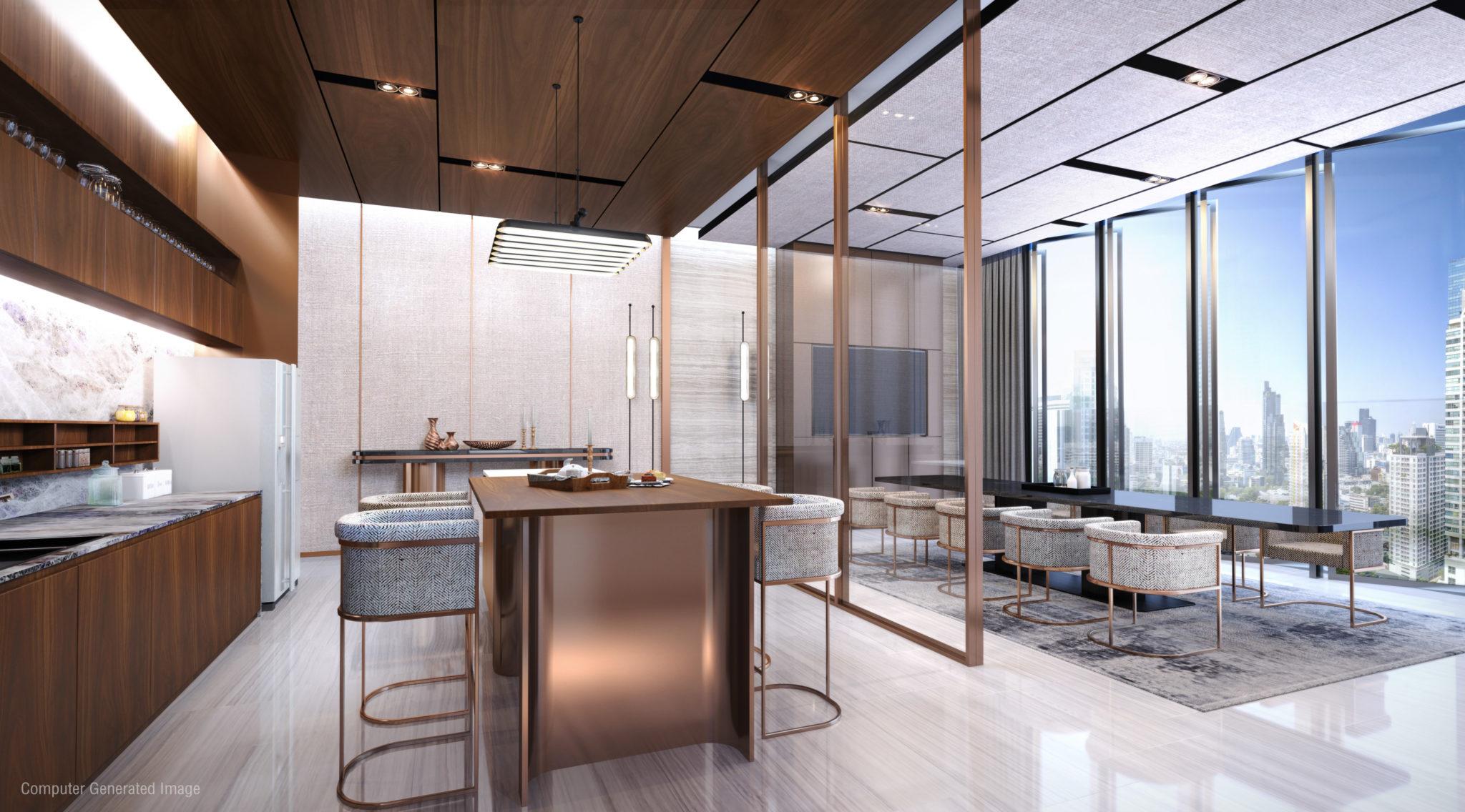 ANIL Sathorn 12 คอนโดสาทรสุดหรูที่ยกระดับคุณภาพชีวิตของผู้พักอาศัย ด้วยมาตรฐาน WELL Building Standard 22 - GRAND UNITY