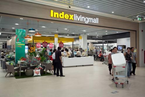 %name Index Living Mall พระราม 2 เปิดใหม่ไม่ใช่แค่ ร้านเฟอร์นิเจอร์ แต่เป็น Lifestyle Destination แนว URBAN STYLISH