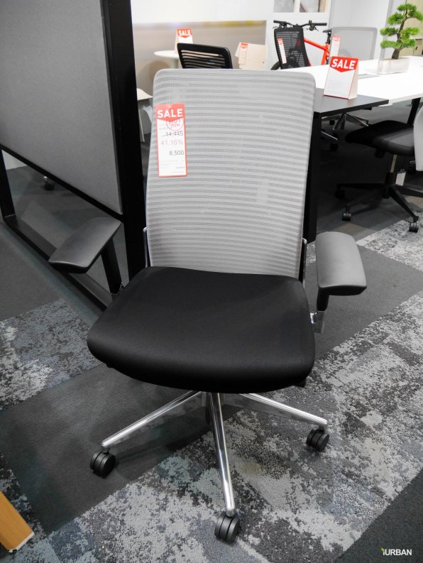 %name MODERNFORM THE ANNUAL SALE 2018 ลดทุกชิ้นสูงสุด 70% (10 วันเท่านั้น!) เก้าอี้ทำงานสวยเพื่อสุขภาพเพียบ!!