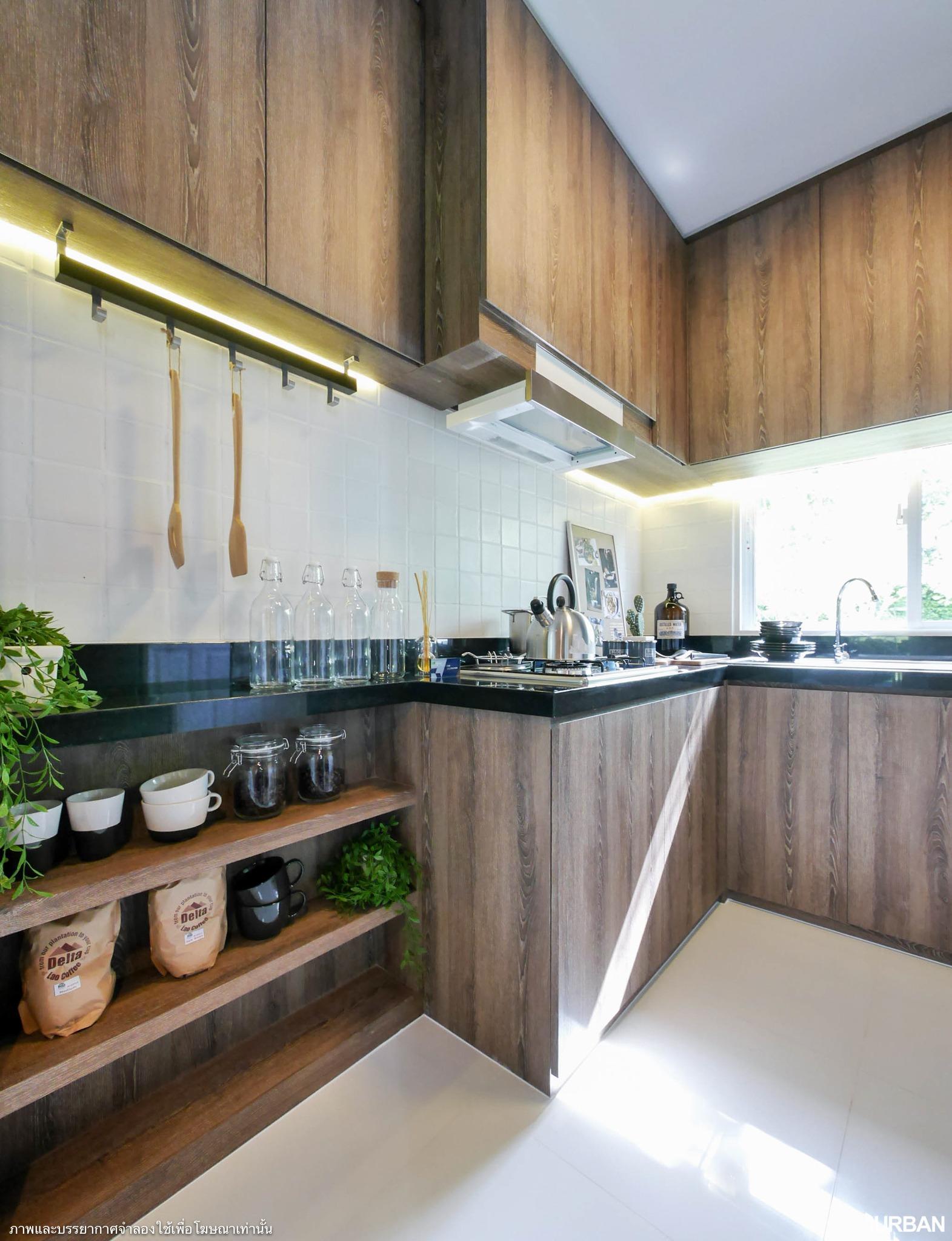 The Plant เทพารักษ์-บางนา ชมบ้านตัวอย่างและรีวิวโครงการ บ้านเดี่ยวดีไซน์สวย ทำเลดีใกล้ห้างและตลาด เริ่ม 3.8 ล้าน 31 - Megabangna (เมกาบางนา)