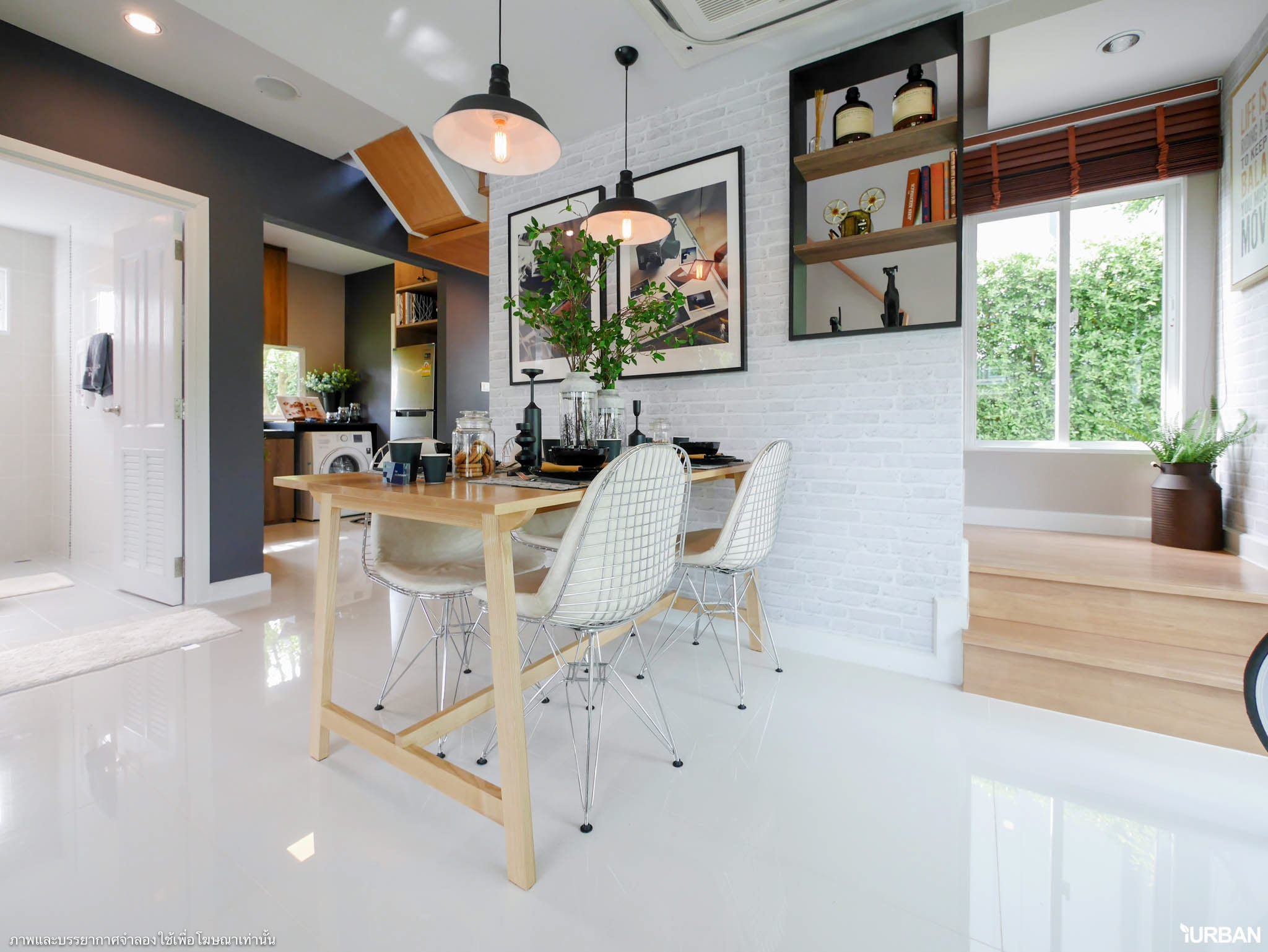 The Plant เทพารักษ์-บางนา ชมบ้านตัวอย่างและรีวิวโครงการ บ้านเดี่ยวดีไซน์สวย ทำเลดีใกล้ห้างและตลาด เริ่ม 3.8 ล้าน 24 - Megabangna (เมกาบางนา)