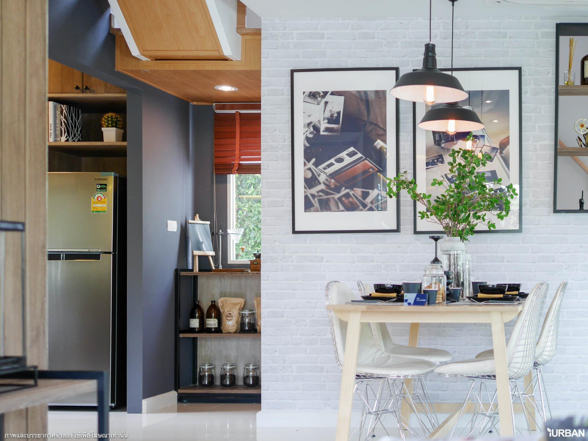 The Plant เทพารักษ์-บางนา ชมบ้านตัวอย่างและรีวิวโครงการ บ้านเดี่ยวดีไซน์สวย ทำเลดีใกล้ห้างและตลาด เริ่ม 3.8 ล้าน 37 - Megabangna (เมกาบางนา)