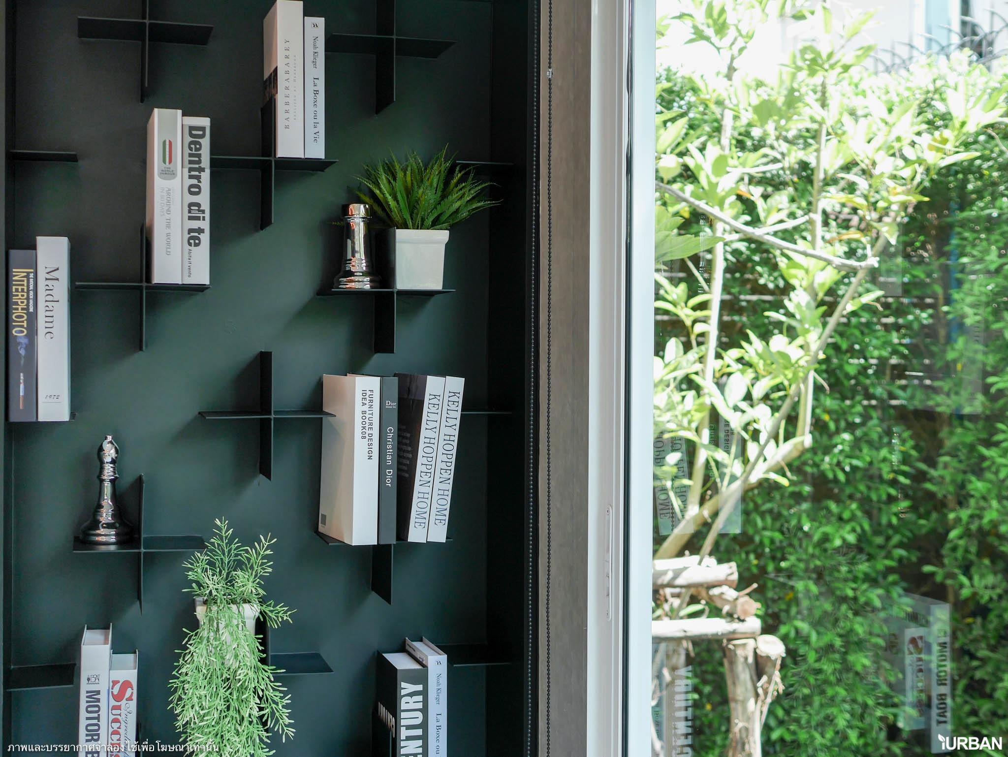The Plant เทพารักษ์-บางนา ชมบ้านตัวอย่างและรีวิวโครงการ บ้านเดี่ยวดีไซน์สวย ทำเลดีใกล้ห้างและตลาด เริ่ม 3.8 ล้าน 65 - Megabangna (เมกาบางนา)