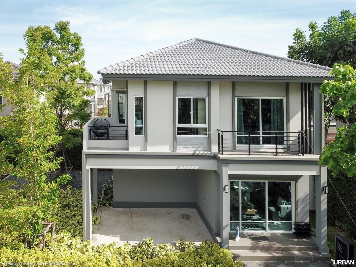 The Plant เทพารักษ์-บางนา ชมบ้านตัวอย่างและรีวิวโครงการ บ้านเดี่ยวดีไซน์สวย ทำเลดีใกล้ห้างและตลาด เริ่ม 3.8 ล้าน 58 - Megabangna (เมกาบางนา)