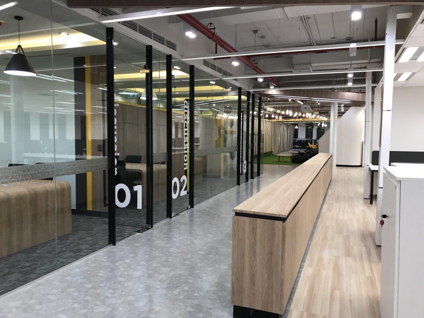 """ออฟฟิศแนวคิดใหม่ สุดฮิปของชาวกรุงศรีฯ ในสไตล์ """"Co-Working Space ที่ให้งาน Finish แบบไม่ติดสตั้นท์"""" 17 - Bank"""