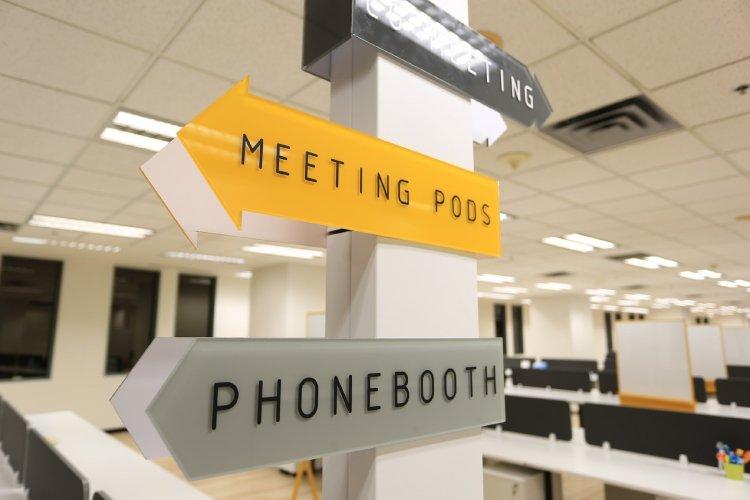 """ออฟฟิศแนวคิดใหม่ สุดฮิปของชาวกรุงศรีฯ ในสไตล์ """"Co-Working Space ที่ให้งาน Finish แบบไม่ติดสตั้นท์"""" 19 - Bank"""