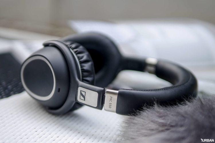 sennheiser13 750x500 รีวิว Sennheiser PXC 550 Wireless หูฟังอัจฉริยะระดับเฟิร์สคลาส คู่ใจสำหรับนักเดินทาง
