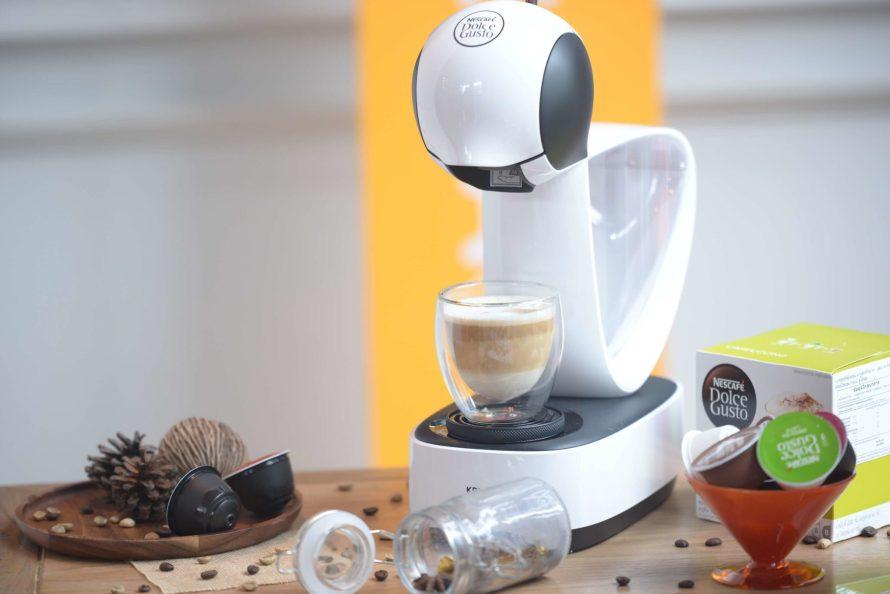 หลายเรื่องที่รู้แล้วคุณจะรัก NESCAFÉ Dolce Gusto นวัตกรรมกาแฟสดระดับโลกที่คุณก็ชงได้ 14 - Coffee