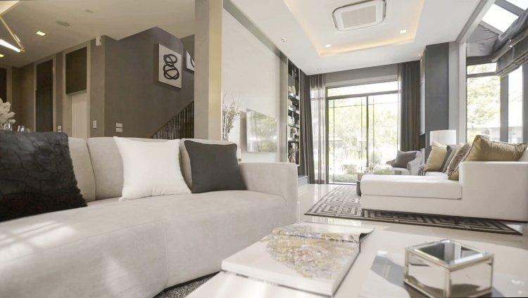 Staycation Homes#2 บ้านเพื่อการพักผ่อน จากเมืองท่องเที่ยวทั่วโลก + ส่องโครงการ บางกอก บูเลอวาร์ด แจ้งวัฒนะ 2 จาก SC ASSET 33 - living