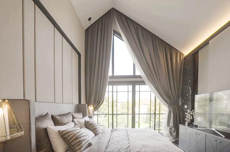 Staycation Homes#2 บ้านเพื่อการพักผ่อน จากเมืองท่องเที่ยวทั่วโลก + ส่องโครงการ บางกอก บูเลอวาร์ด แจ้งวัฒนะ 2 จาก SC ASSET 32 - living