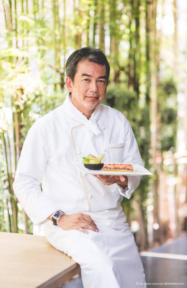 """สร้างช่วงเวลาสุดพิเศษไปกับ """"Sansiri Chef Your Table"""" ที่ให้คุณได้ลิ้มรสอาหารฝีมือเชฟระดับประเทศถึงบ้านคุณ! 37 - Chef"""