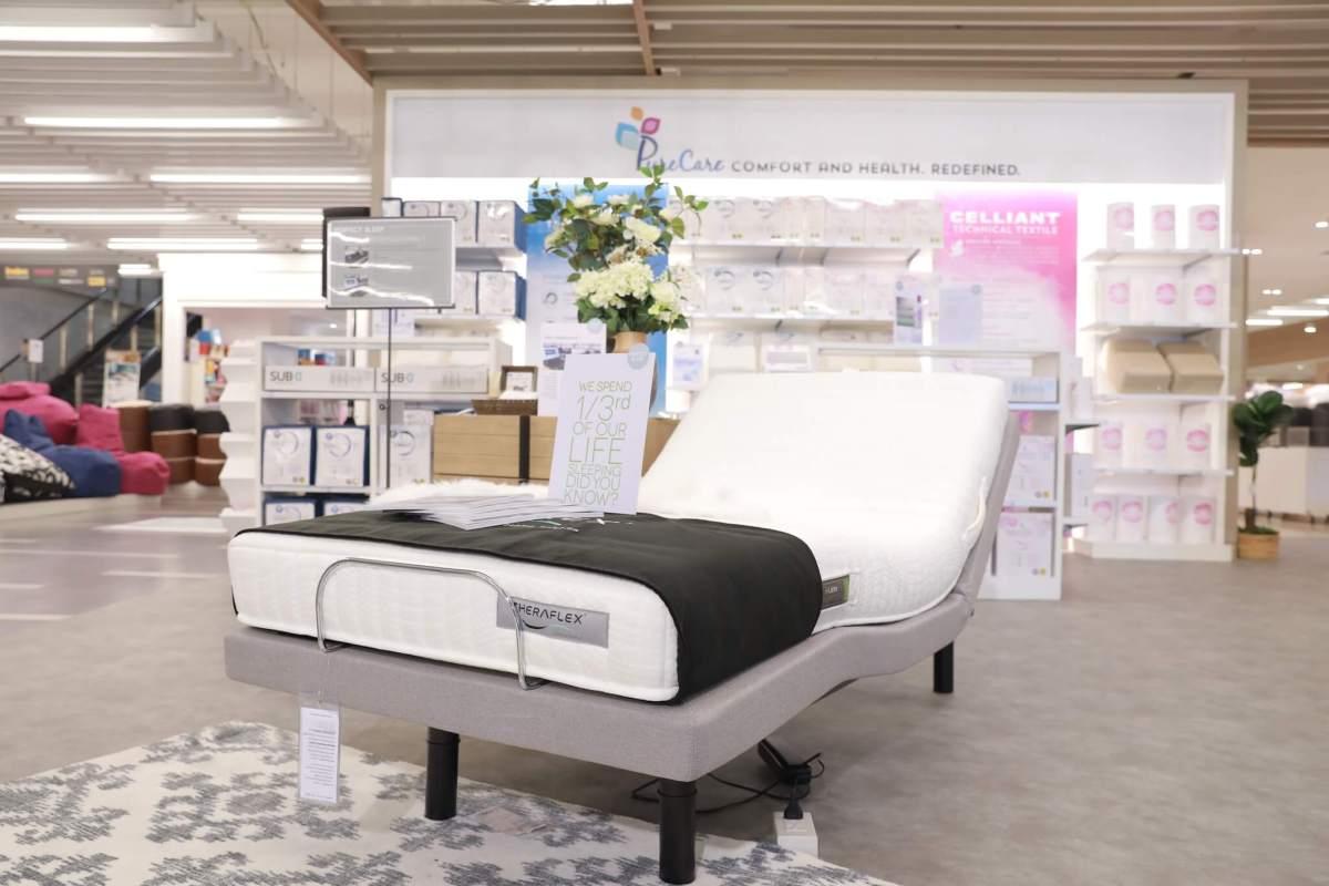 เพิ่มคุณภาพชีวิตได้ด้วยการนอนที่ Perfect Sleep Index Living Mall ปัญหานอนหลับไม่สนิท ปวดเมื่อย นอนเยอะแล้วยังเพลีย บริการให้คำปรึกษา ฟรี! 8 - index