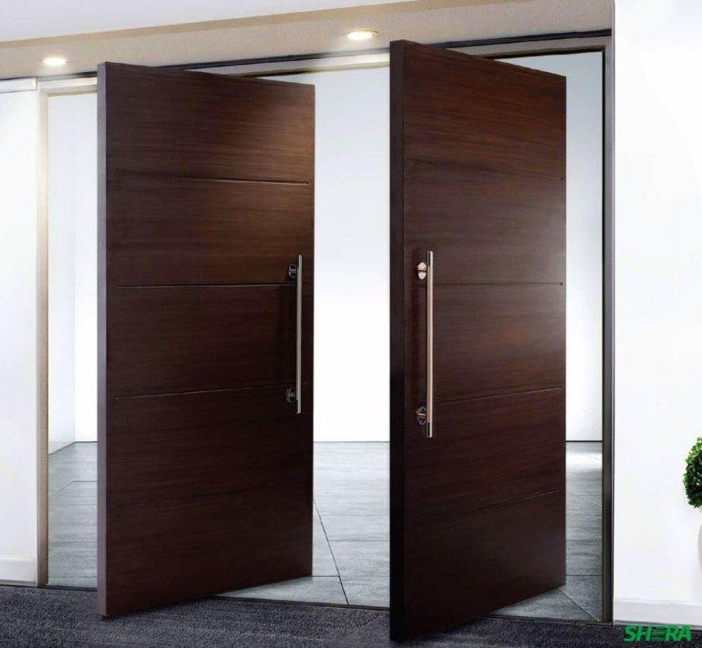 รีโนเวทบ้าน แปลงคอนโดเก่าเป็นสไตล์ Loft และประตูสวยทนด้วยไฟเบอร์ซีเมนต์จาก Shera 23 - fiber cement wood
