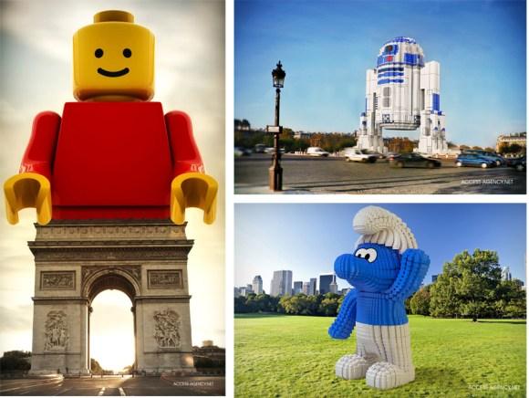 Lego - Build It 15 - Creative