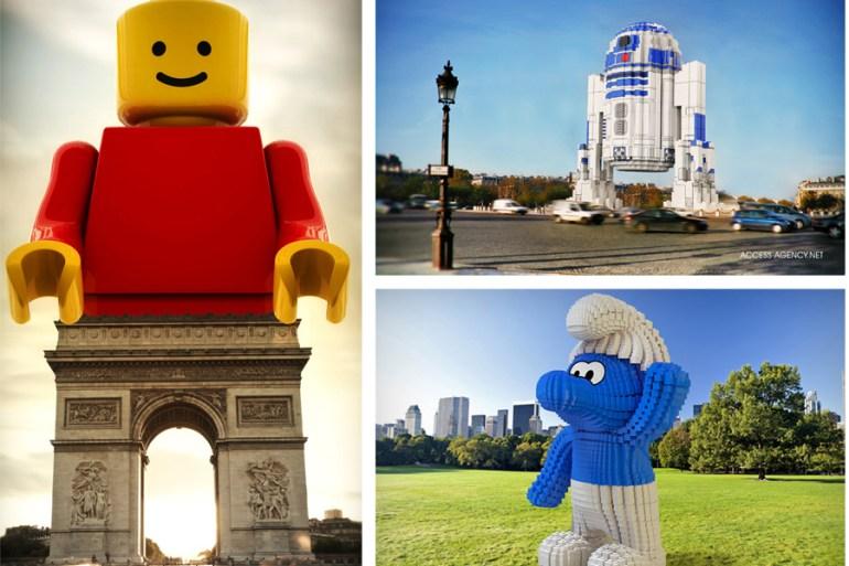 Lego - Build It 24 - INSPIRATION