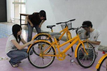 %name ปั่นปัน..ถาปัด ลาดกระบัง ช่วยโลกผ่านการปั่นจักรยาน