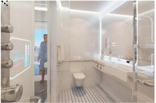 หน้าตาโรงพยาบาลในปี 2020 17 - modern urban living
