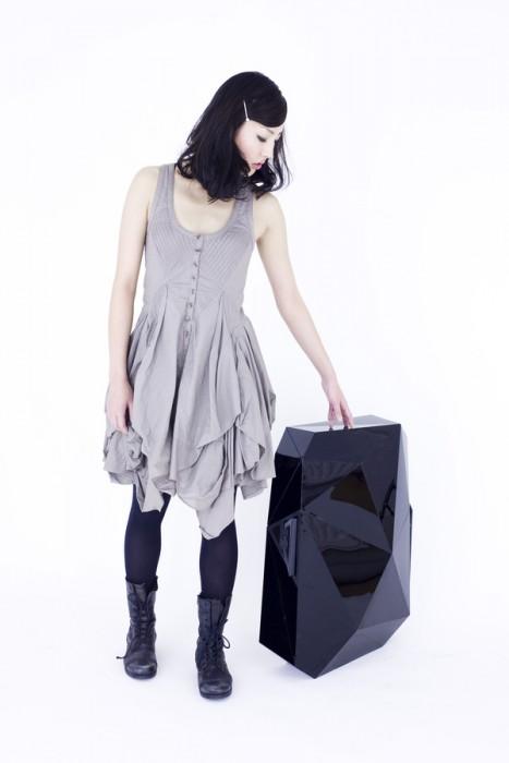 """""""Orishiki"""" Suitcase 13 - bag"""