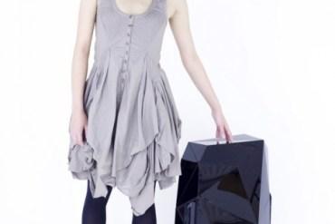 """""""Orishiki"""" Suitcase 28 - origami"""