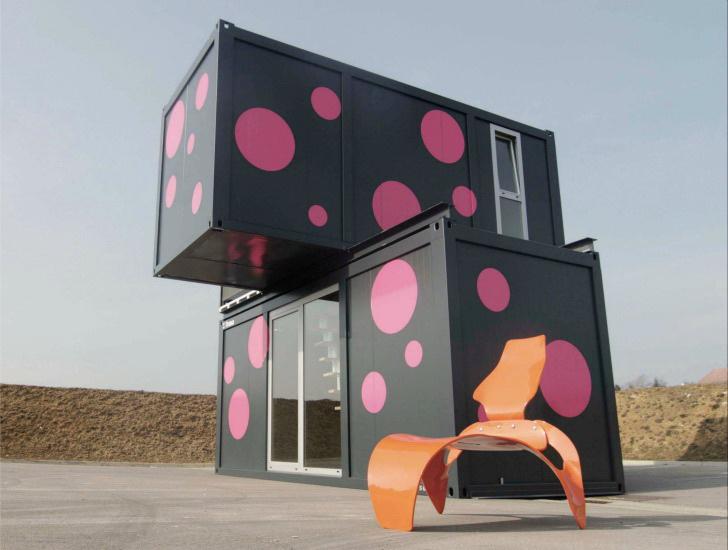 Container-Architektur-Conhouse