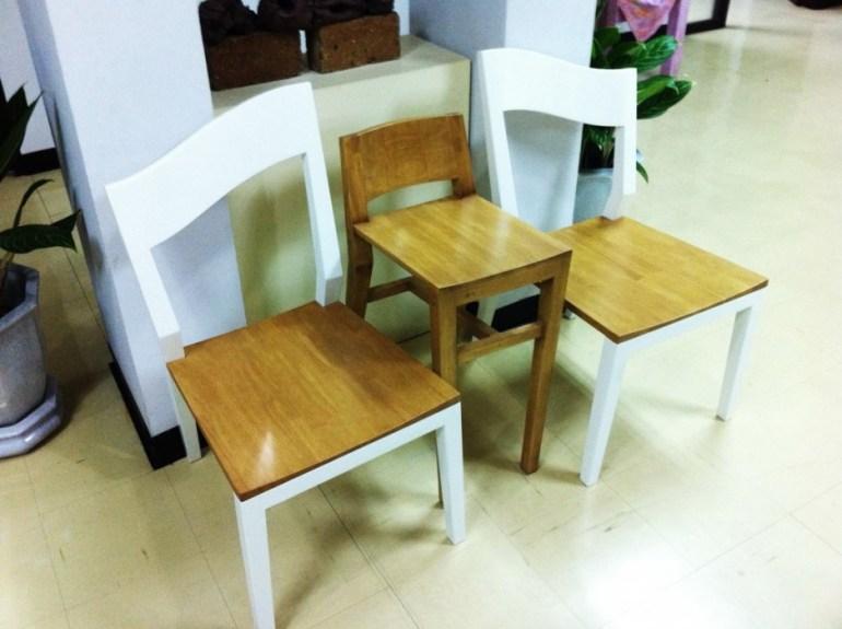 TRIO เก้าอี้สานรัก พ่อ แม่ ลูก 13 -